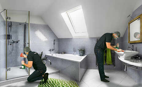 Bathroom Cleaning Service Toilet Cleaning In Delhi NCR - Deep cleaning bathroom